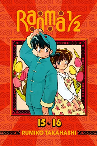 Ranma 1/2 (2-in-1 Edition) Vol. 8: Hair Today, Gone Tomorrow