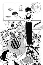 Ranma 1/2 (2-in-1 Edition) Vol. 10: If It Tastes Good, Will You Take Care Of Me For Life?