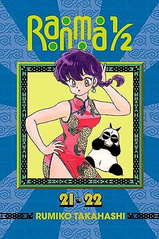 Ranma 1/2 (2-in-1 Edition) Vol. 11: Love, Mochi And Paterfamilias