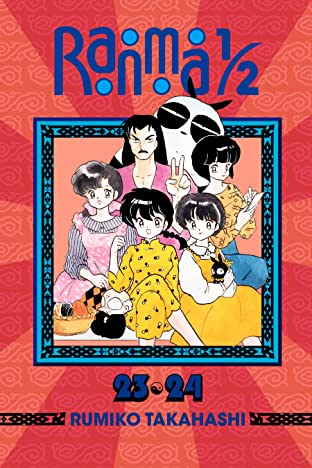 Ranma 1/2 (2-in-1 Edition) Vol. 12: Tentacular Spectacular