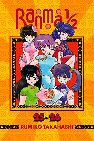 Ranma 1/2 (2-in-1 Edition) Vol. 13: Class Action