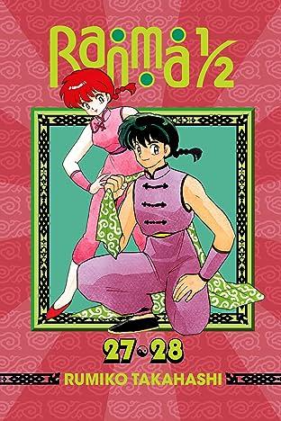 Ranma 1/2 (2-in-1 Edition) Vol. 14: Alter Egos