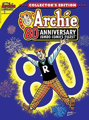 Archie 80th Anniversary Jumbo Comics Digest No.3