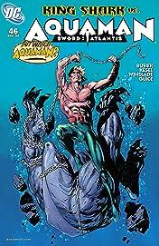 Aquaman: Sword of Atlantis (2006-2007) #46