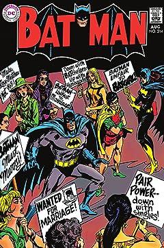 Batman (1940-2011) No.214