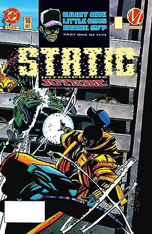 Static (1993-1997) #16