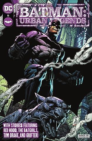 Batman: Urban Legends (2021-) #5