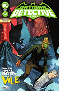 Detective Comics (2016-) #1039
