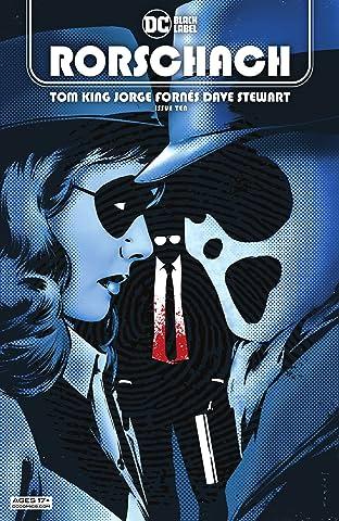 Rorschach (2020-) No.10