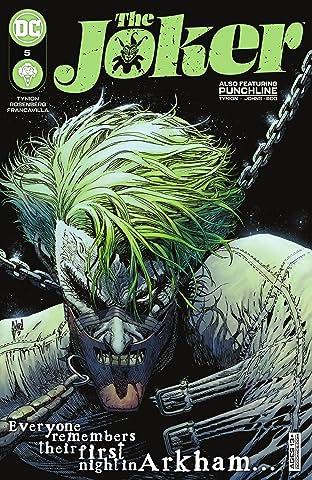 The Joker (2021-) #5