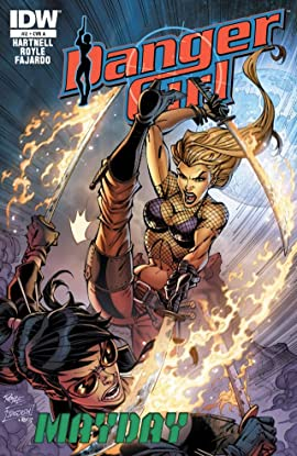 Danger Girl: May Day #2 (of 4)