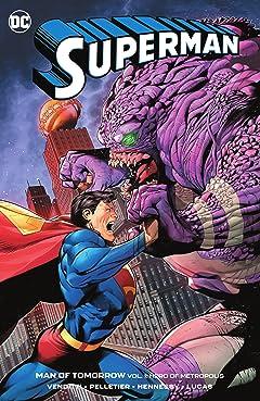 Superman: Man of Tomorrow Vol. 1: Hero of Metropolis