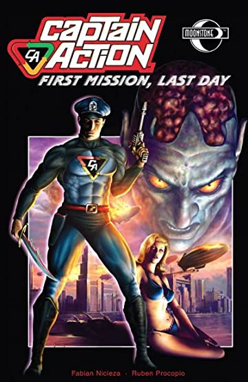 Captain Action: First Mission, Last Day
