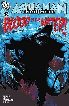 Aquaman: Sword of Atlantis (2006-2007) #47