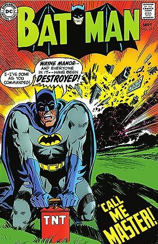 Batman (1940-2011) #215
