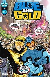 Blue & Gold (2021-) #1