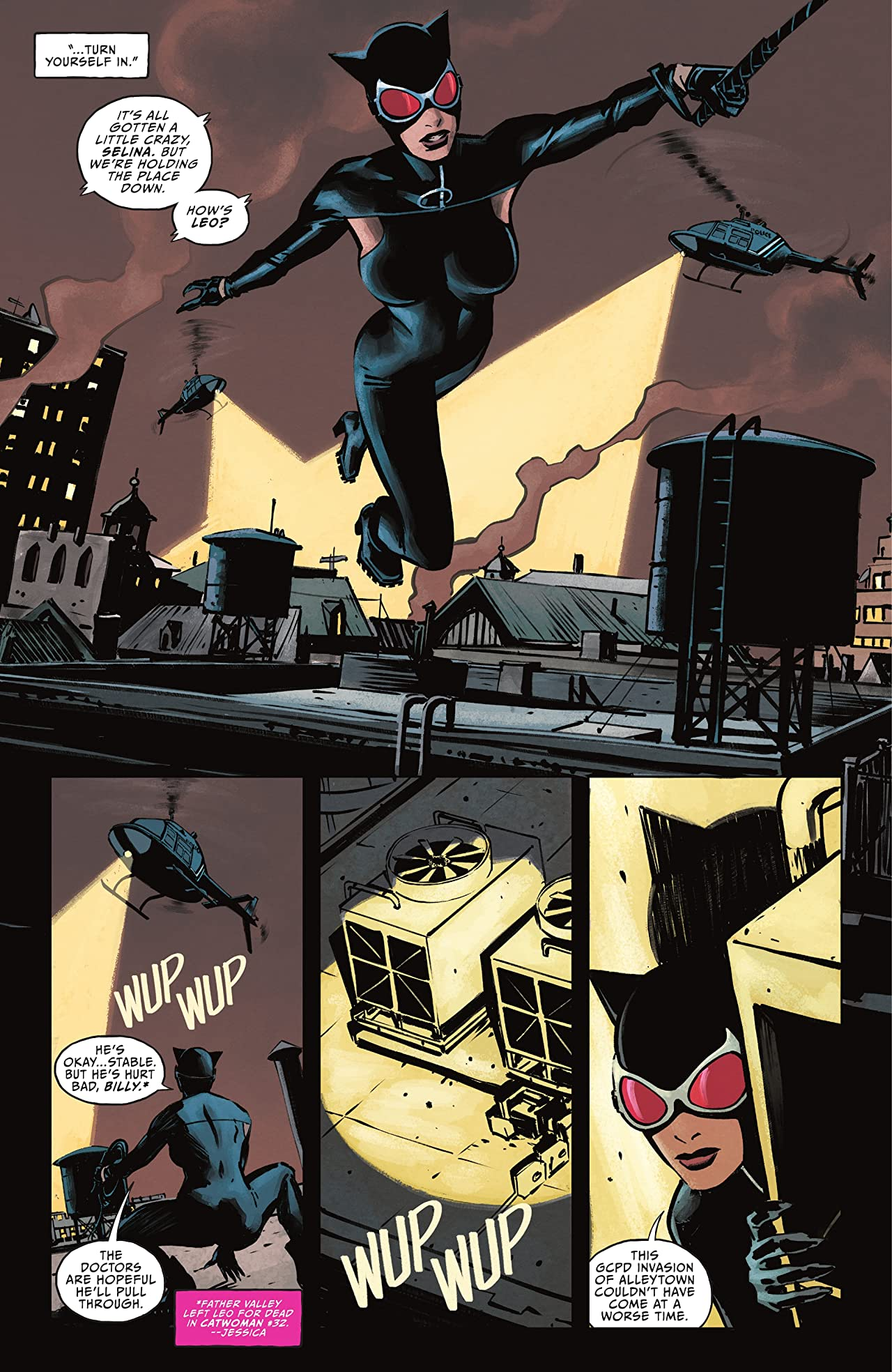 Catwoman (2018-) #33