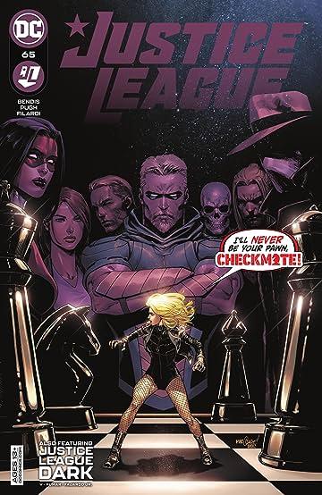 Justice League (2018-) #65