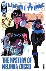 Nightwing (2016-) #82