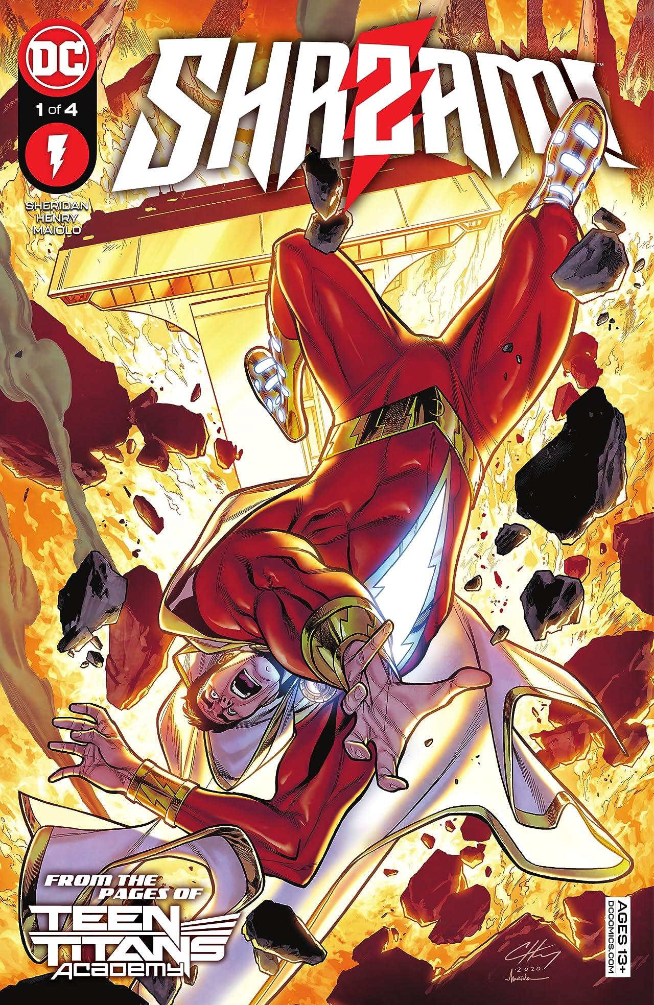 Shazam! (2021-) #1