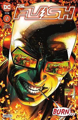 The Flash (2016-) #772