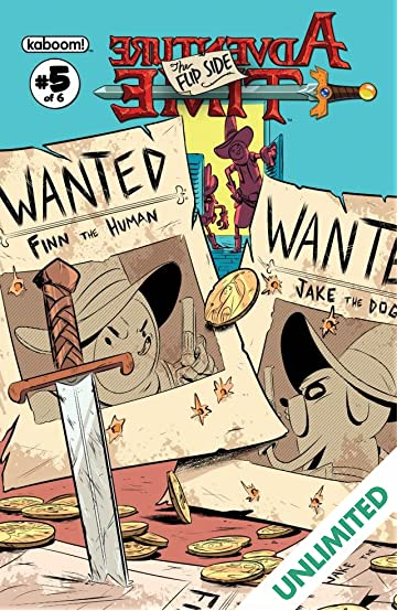 Adventure Time: The Flip Side #5 (of 6)