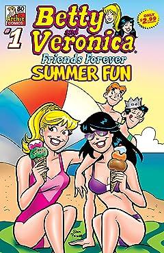 Betty & Veronica Friends Forever: Summer Fun No.1