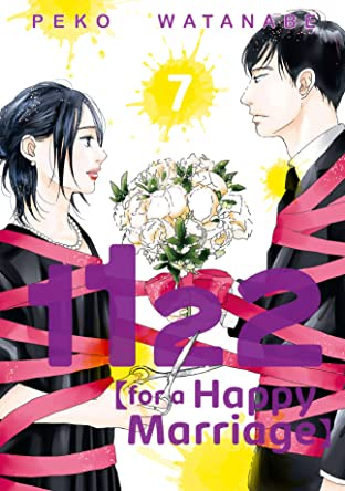 1122: For a Happy Marriage Tome 7