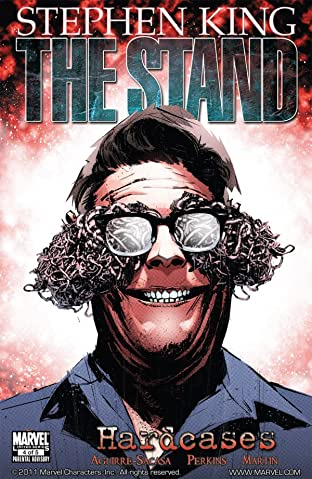 The Stand: Hardcases #4 (of 5)