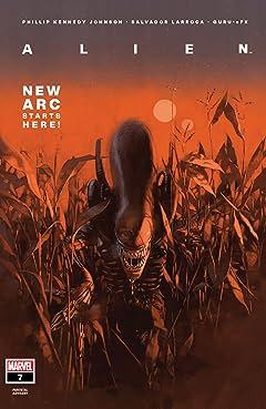 Alien (2021-) No.7
