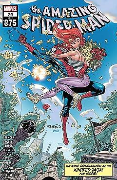 Amazing Spider-Man (2018-) #74