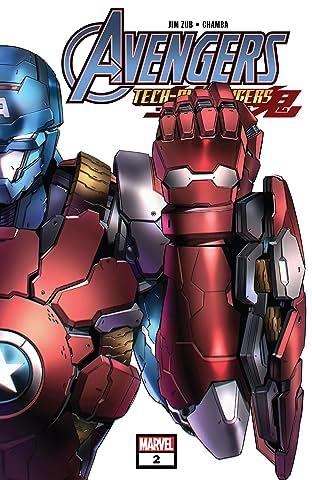 Avengers: Tech-On (2021-) No.2 (sur 6)