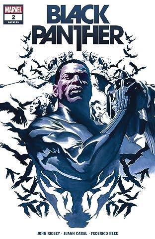 Black Panther (2021-) No.2