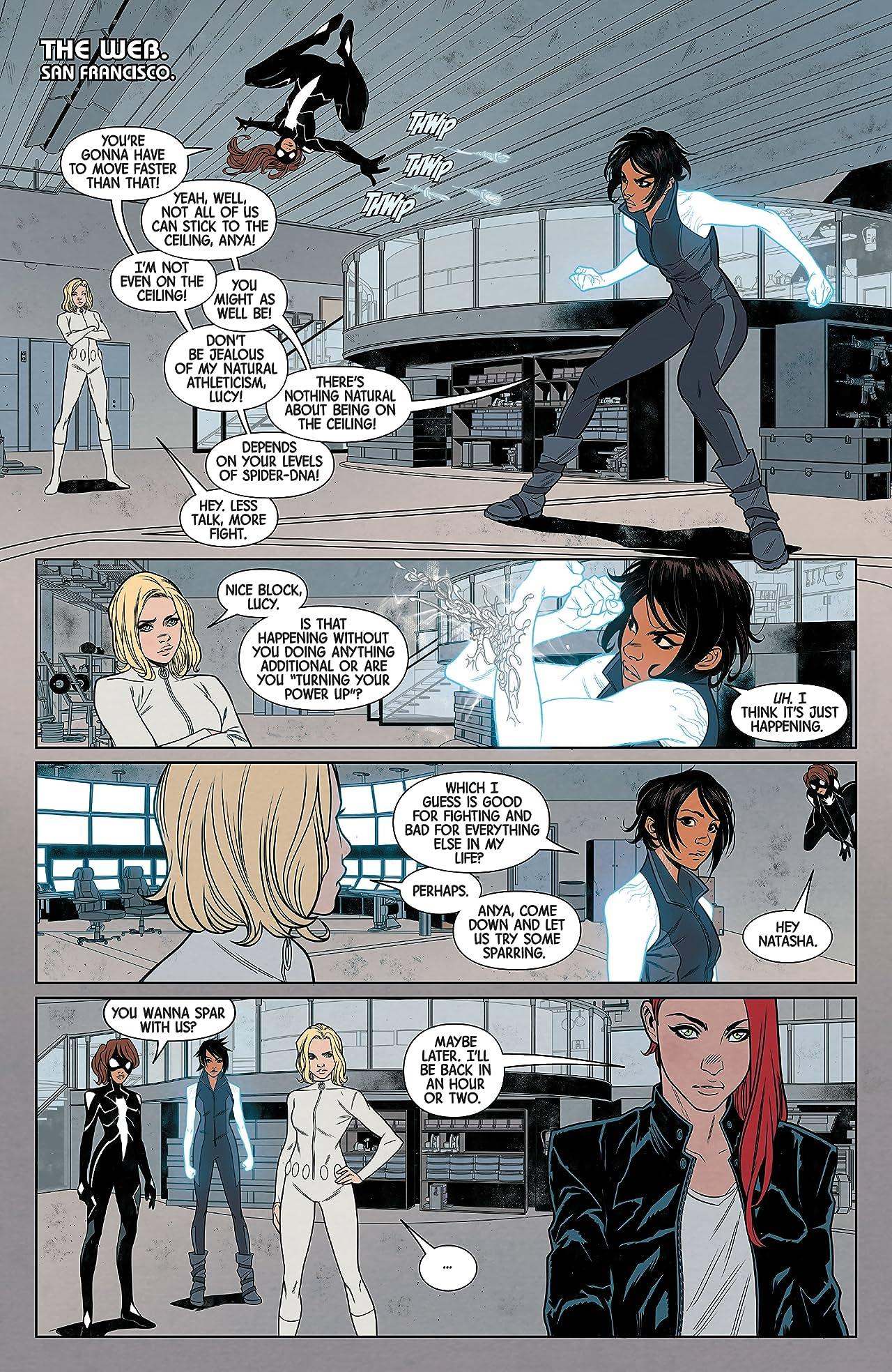 Black Widow (2020-) #11