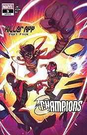 Champions (2020-) #9