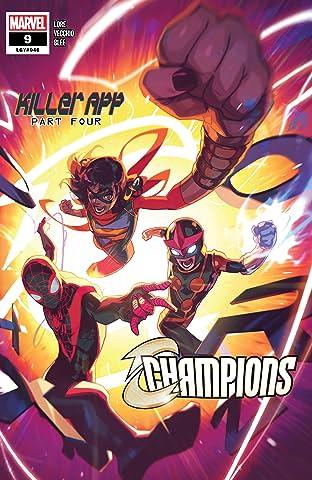 Champions (2020-) No.9