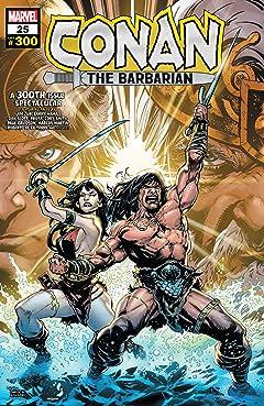Conan The Barbarian (2019-) No.25