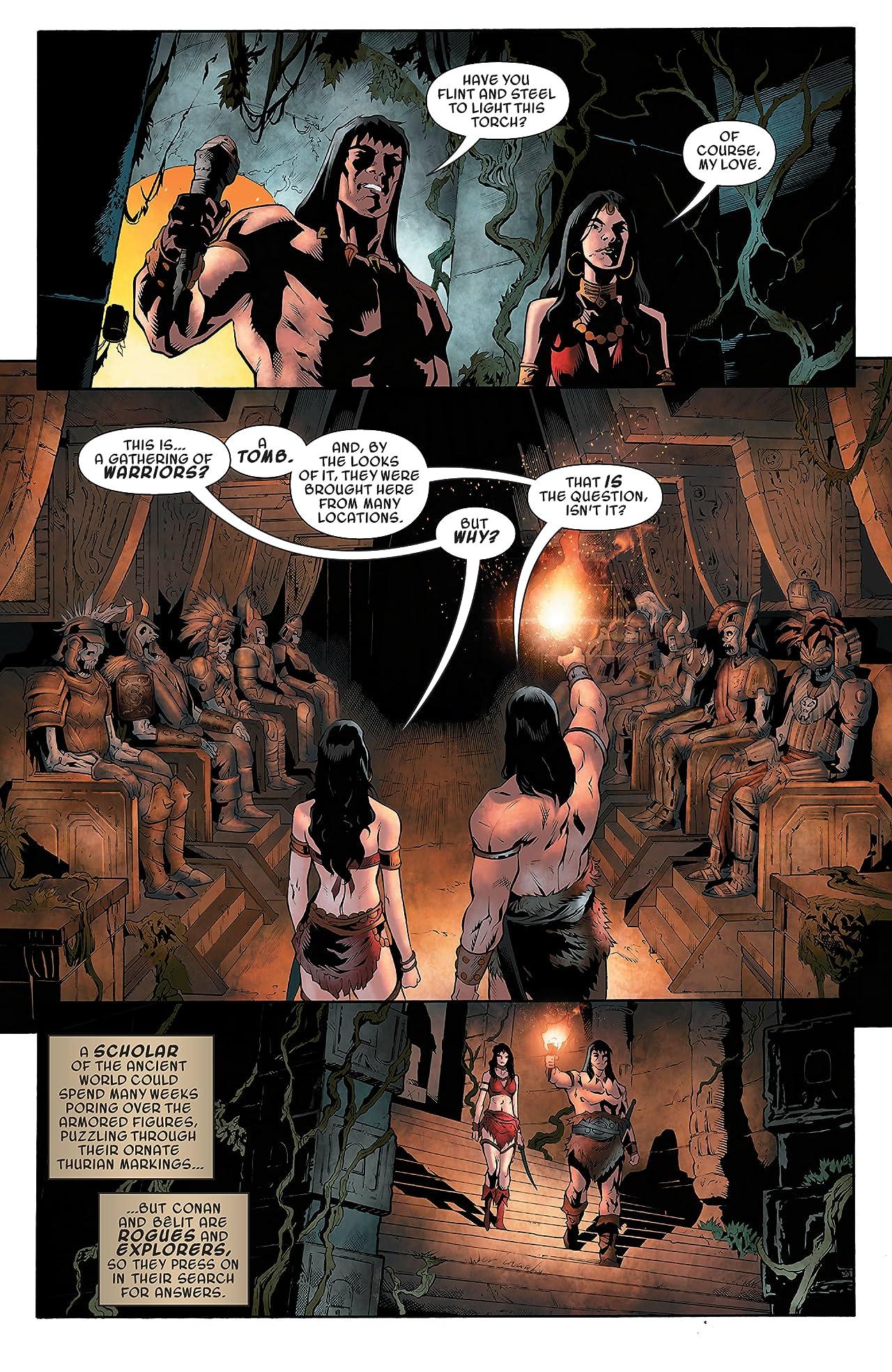 Conan The Barbarian (2019-) #25