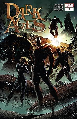Dark Ages (2021-) #1 (of 6)