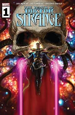 Death of Doctor Strange (2021-) #1 (of 5)