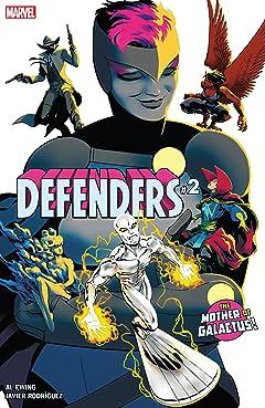 Defenders (2021) #2 (of 5)