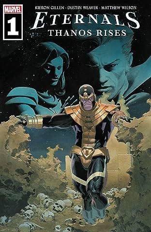 Eternals: Thanos Rises (2021) No.1