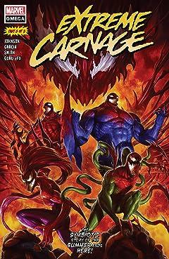 Extreme Carnage Omega #1 (of 1)