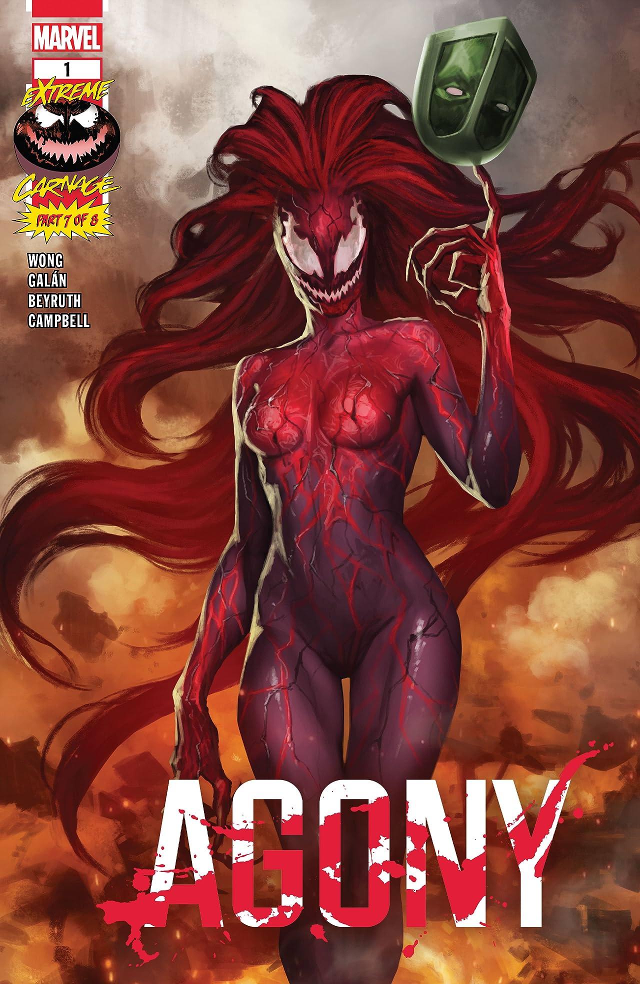 Extreme Carnage: Agony (2021) #1