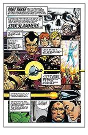 Star Slammers: Re-mastered! #3