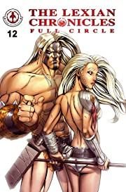 The Lexian Chronicles (Spanish) #12 (of 12)