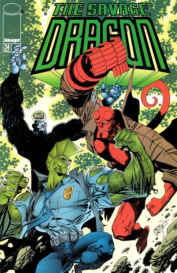 Savage Dragon #34