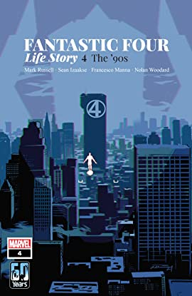 Fantastic Four: Life Story (2021-) #4 (of 6)