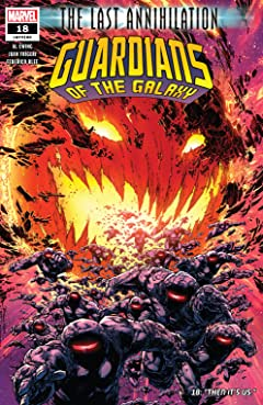 Guardians Of The Galaxy (2020-) No.18