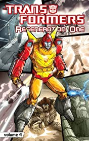 Transformers: Regeneration One Vol. 4